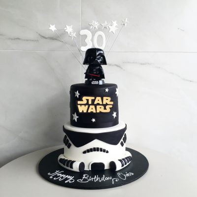 Tremendous Star Wars Next Level Nikos Cakes Funny Birthday Cards Online Eattedamsfinfo