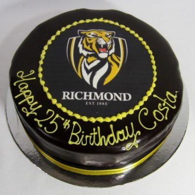 Richmond FC | Nikos Cakes