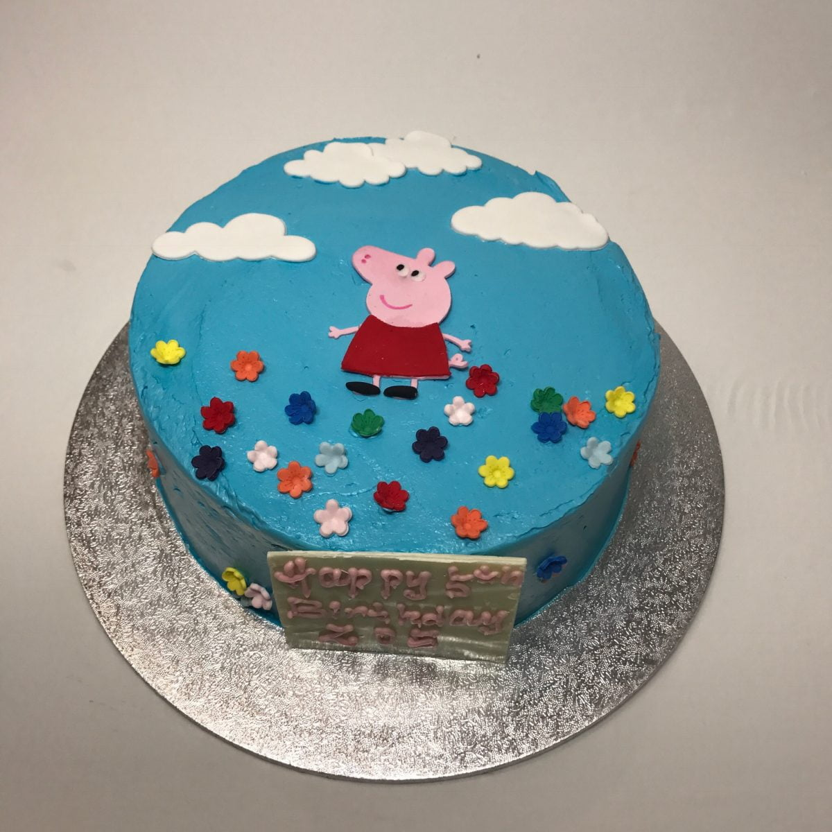 Nikos Birthday Cakes