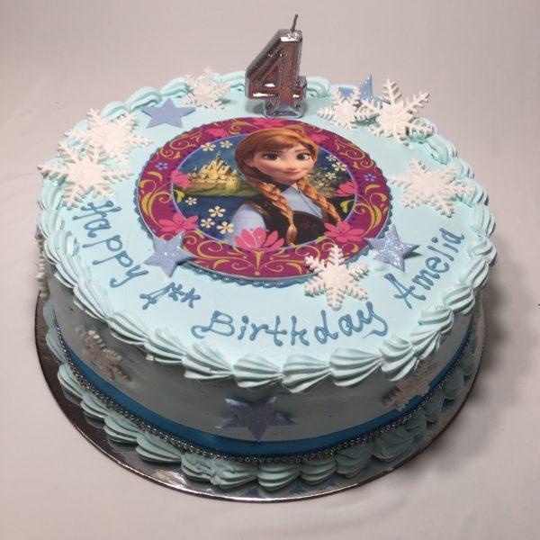 Giggle Cake History