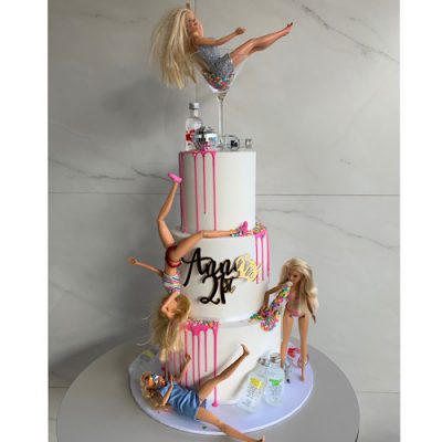 Remarkable 21St Birthday Cake Archives Nikos Cakes Funny Birthday Cards Online Alyptdamsfinfo